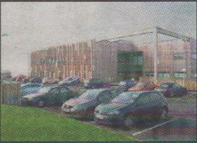 THE FUTURE: Estuary View Medical Centre at Whitstable