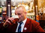 Al Murray visits Thanet on election campaign