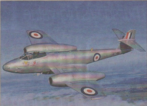 The Bay Promo Team in Herne Bay is hoping to secure a Gloster Meteor for this year's air show on August 15