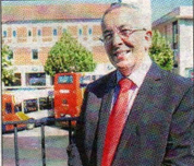 Philip Norwell, the new Stagecoach bus boss for Kent
