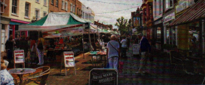 """Herne Bay town centre - """"People are benefiting from the higher quality of life by the sea"""""""