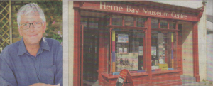 Friends of Herne Bay Museum group secretary David Cross believes the William Street building will benefit from being under voluntary control