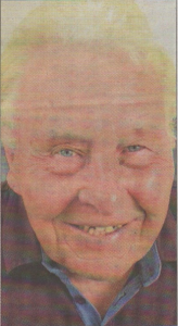 Mike Hougham of Gainsborough Drive, Herne Bay