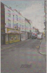 Northgate, Canterbury which the council wants to improve