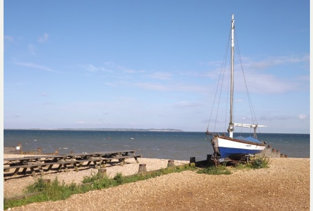 The new path would lead to Whitstable beach