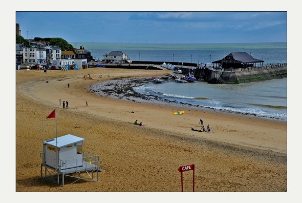 Viking Bay has been named as a top childhood destination