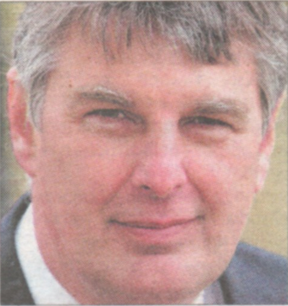Coastal towns manager Chris West