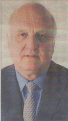Cllr John Gilbey owes £1,250 after being wrongly advised by the council