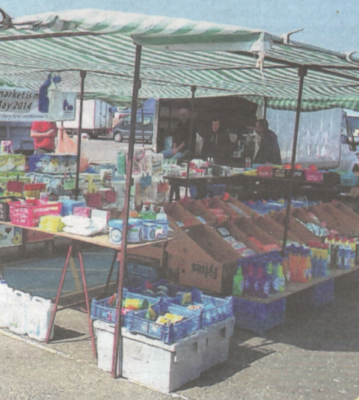 Herne Bay Market will move from King's Road to the town centre on Saturday