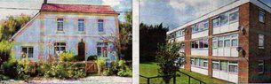 What £150,000 buys you near Calais.... and what the same amount can get you in Canterbury
