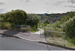 The 17-year-old was walking along a footpath that runs parallel to Heron Way and Princes Avenue. Picture Google Street View.