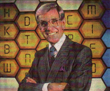 Bob as host of Blockbusters