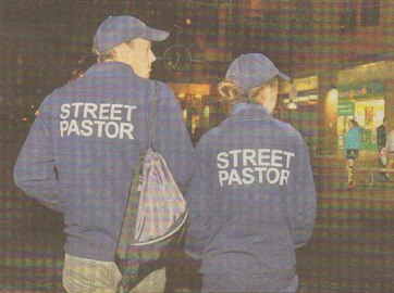 ON PATROL: Street Pastors will soon be out in Herne Bay